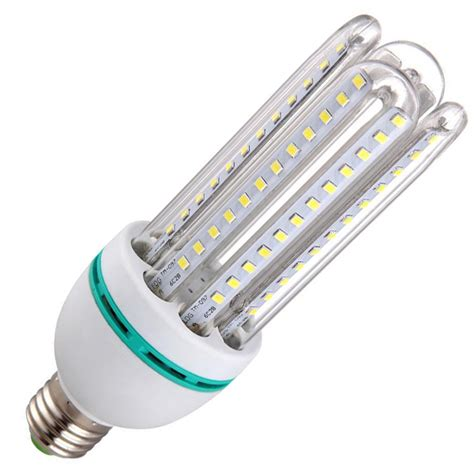 wholesale smd 2835 e27 e14 no flash u shaped led bulb 12w