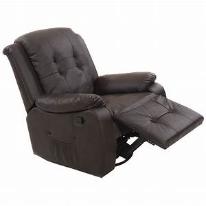 ergonomic tufted recliner massage sofa chair lounge With ergo recliners