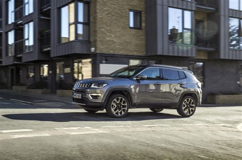 jeep compass side jeep compass 2 0 multijet ii 170 4wd 2017 uk review autocar
