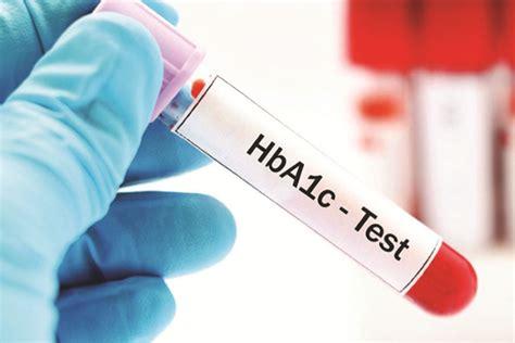 hbac blood test  diabetics hbac normal range