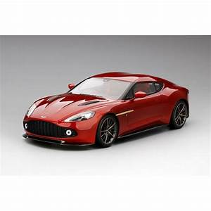 Aston Martin Miniature : aston martin vanquish zagato lava red truescale ts0103 miniatures minichamps ~ Melissatoandfro.com Idées de Décoration