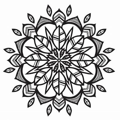 Mandala Coloring Babadoodle Adult Infinity Mandalas Intricate