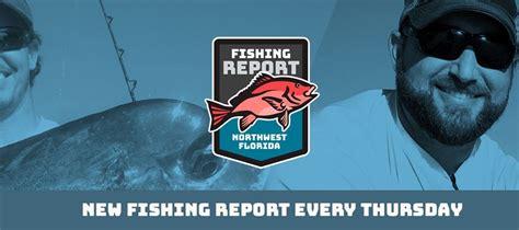 fishing podcast northwest florida report