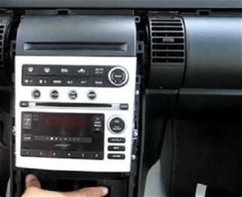 How Infiniti Stereo Wiring Diagram Pro Street