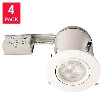 costco led recessed lights recessed lighting costco