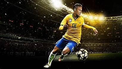 Neymar Brazil Wallpapers Wallpapertag