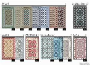 Tapis Effet Carreaux De Ciment : tapis beija effet carreaux de ciment chez moi pinterest sol y mosaicos ~ Teatrodelosmanantiales.com Idées de Décoration