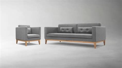 living room furniture sets day sofa and easy chair by design house stockholm