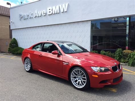 2011 Bmw M3 With Competition Package In Melbourne Red