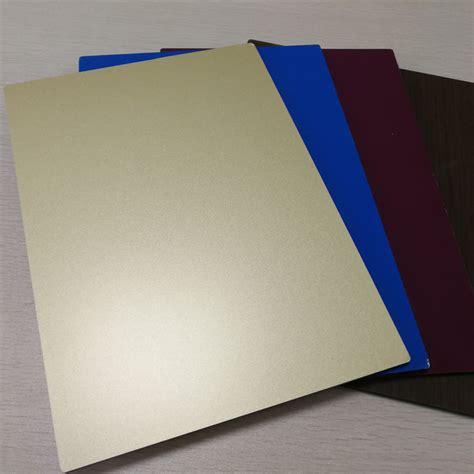color coated aluminum composite panel fire rating fire rated aluminium composite panel