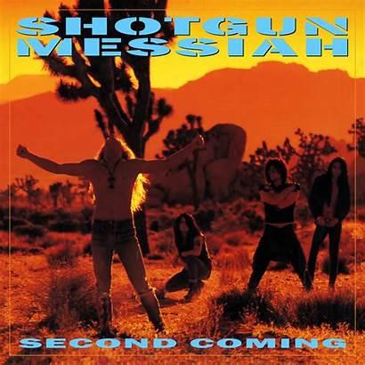 Shotgun Messiah Coming Second Album Cd Records