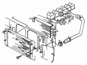 1998 Dodge Ram 3500 Hose  Outlet Duct To Cooler  System