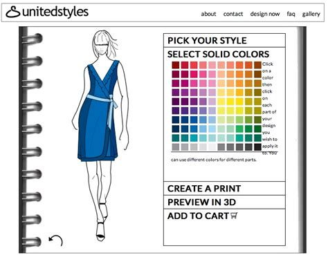make your own clothes design unitedstyles design and buy your own fashion