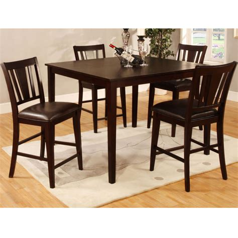 marvelous high top dining set  counter height dining