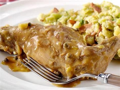 lapin cuisine marmiton cuisse de lapin et potée de choux de bruxelles sauce
