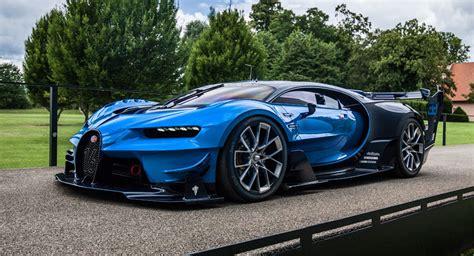 Bugatti Chiron Gt Vision by Bugatti To Showcase Chiron Alongside Vision Gt Concept At