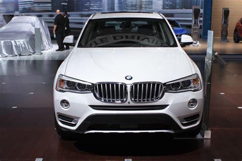 image  bmw  xdrive    york auto show