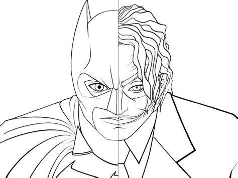 batman fighting joker coloring pages  kids