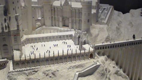 hogwarts castle blueprints  models  hogwarts