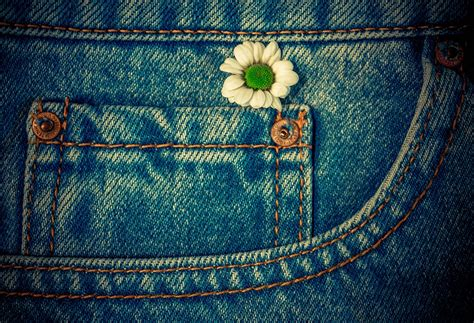 picture jeans macro closeup