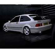 Ford Sierra RS 500 Cosworth  Pinterest