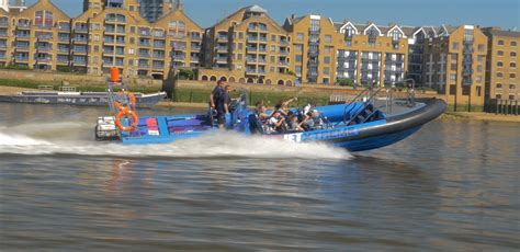 Speed Boat London Thames by Thames Speedboat And London Eye Package Worldwalla London