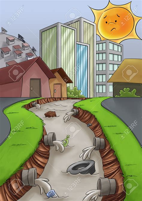 Best Pollution Cartoon Ideas And Images On Bing Find What You Ll