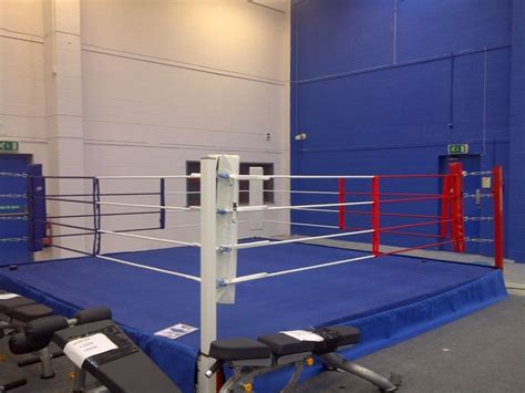 Fitness Gym Boxing Ring