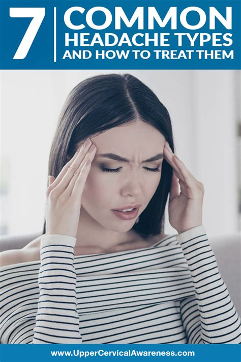 kinds  headaches   treatments upper cervical