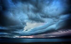 Stormy, Clouds, Mac, Wallpaper, Download