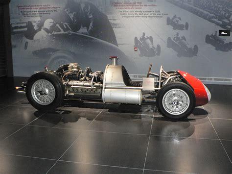 Hoods Up At The Museo Storico Alfa Romeo