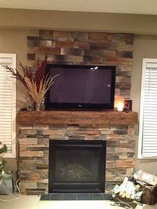 one of the most popular house styles among property owners With barn board mantel