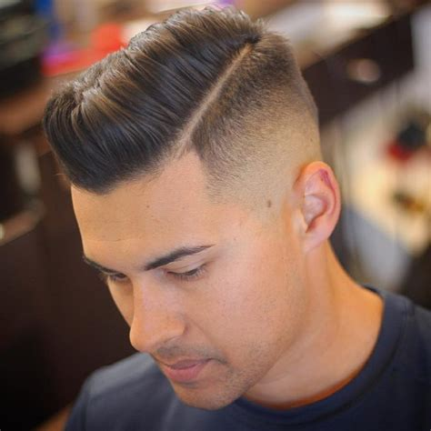 45 interesting side part haircuts doing the side right