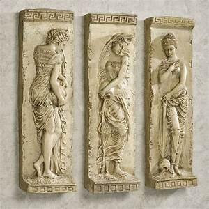 Danaides of argos ii wall art set