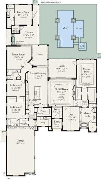 1000 images about floor plans on house plans traditional house plans and house