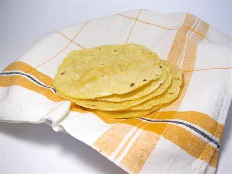 recette de tortillas sans gluten