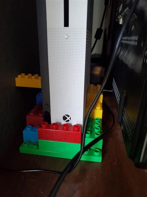 Xbox One S Lego Duplo Stand Xbox
