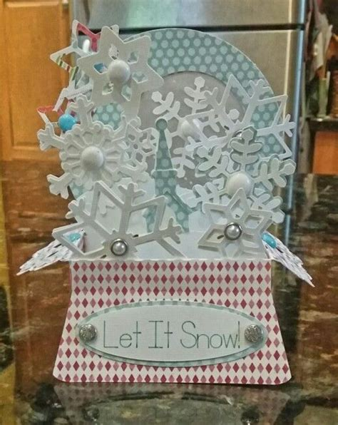Christmas svg files for silhouette, cricut, sizzix, pazzles, sure cuts a lot, and more. Christmas Box Card from svgcuts and Cricut. #svgcuts # ...