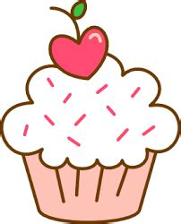 resultado de imagem  desenhos de cupcake imagens