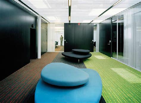 nasdaq omx contemporary office interior design