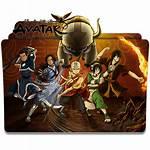 Avatar Last Airbender Icon Folder Toph Deviantart