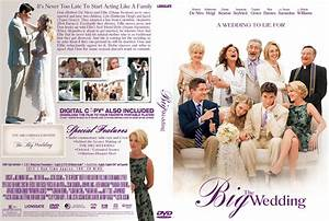 The Big Wedding - Movie DVD Custom Covers - The Big ...