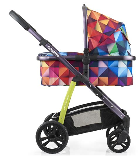 cosatto wow  buggy