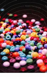 Pile of pearls 01 - a Royalty Free Stock Photo from Photocase