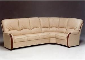 Acheter votre canape fixe 2 places en cuir bleu avec for Tapis persan avec canape cuir clic clac