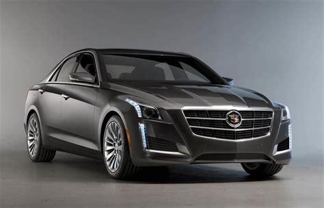 Cadillac Cts 3.6l (2014