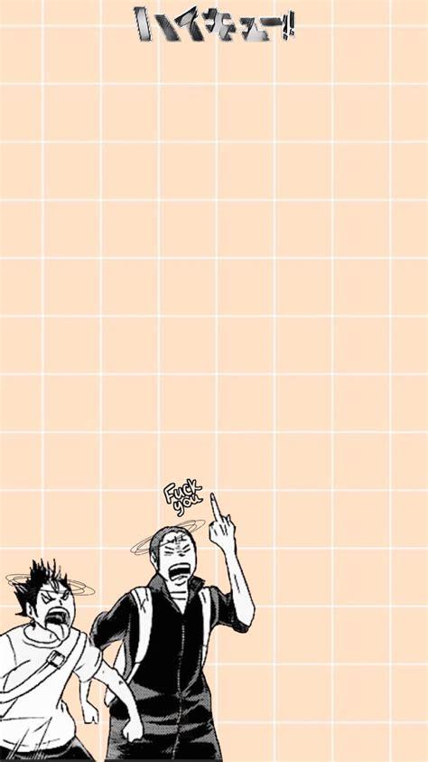 haikyuu nishinoya tanaka wallpaper haikyuu nishinoya