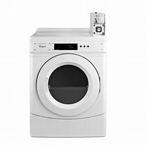 Whirlpool 6 7 Cu  Ft  120 Volt White Commercial Electric