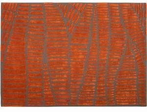 enchanteur tapis orange et gris avec tapis collection With tapis gris orange