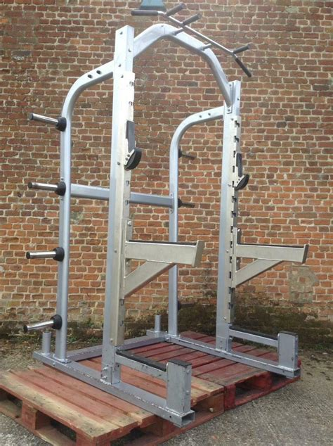 leisure lines gb full commercial olympic performance  rack delivery   norwich